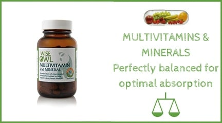 Wise Owl Multivitamins