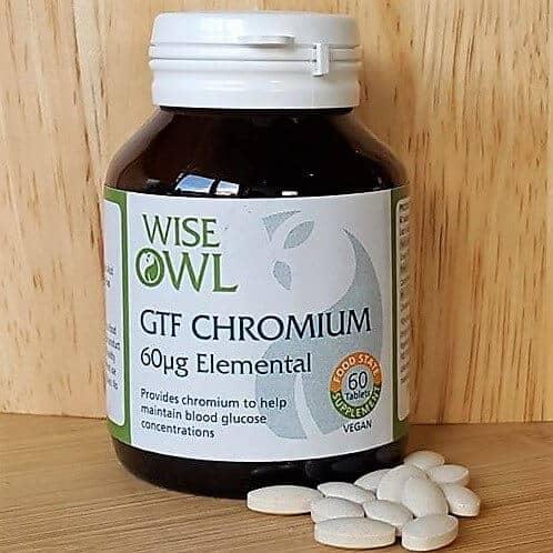 food state gtf chromium