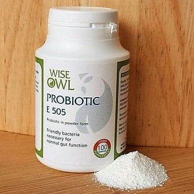 Probiotic E505 - Food state probiotic with prebiotic