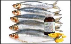 Fish - Omega 3 supplements