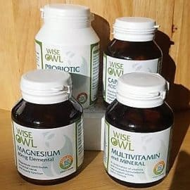 Food State Health Supplement Pack