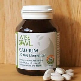 food state calcium