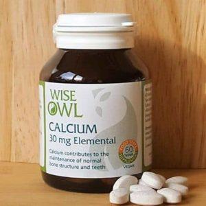 food state calcium