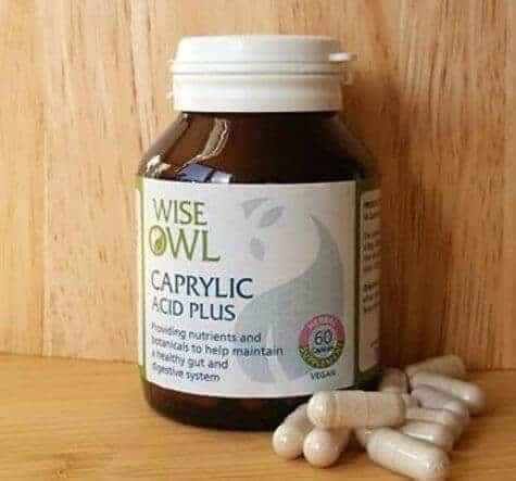 food state caprylic acid