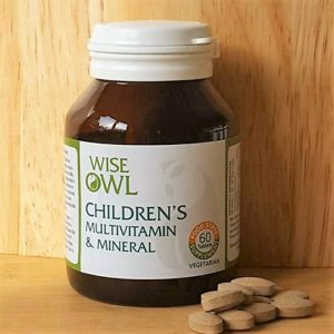 food state children's multivitamin