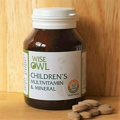 Children's Multivitamins & Minerals