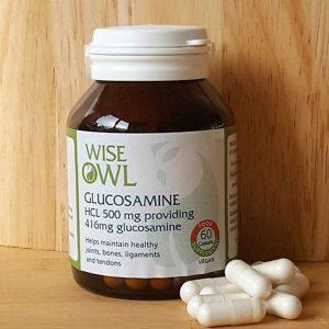 food state glucosamine