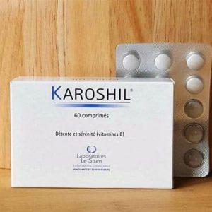 food state karoshil