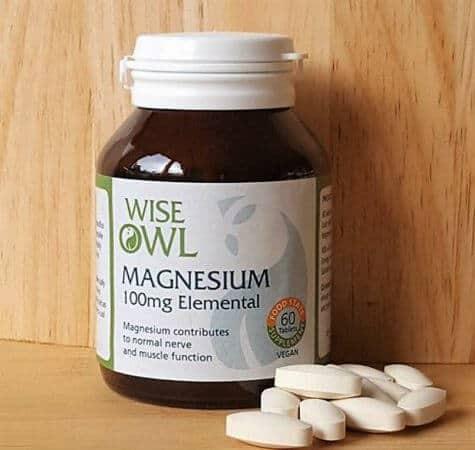 food state magnesium
