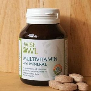 food state multivitamins and minerals