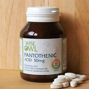 food state pantothenic acid