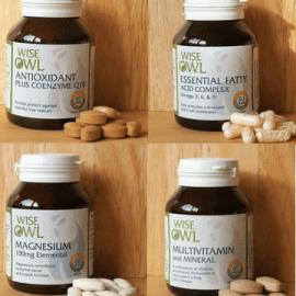 Women 18-45yrs Health Supplement Pack