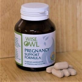 Pregnancy Support Supplement Tablets