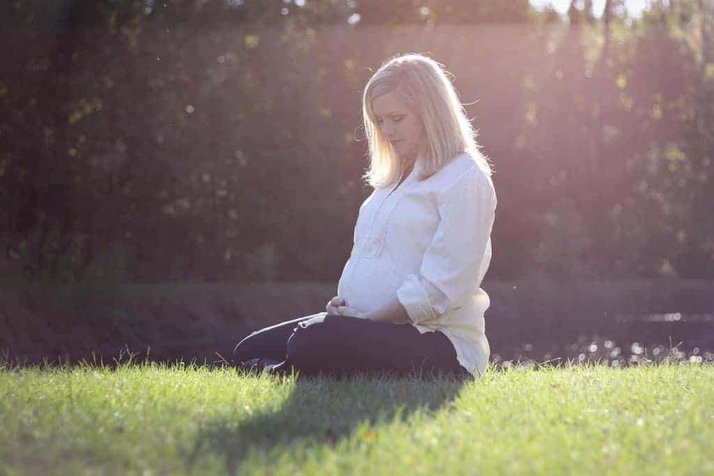 Pregnant Woman - Nutritional supplements during pregnancy
