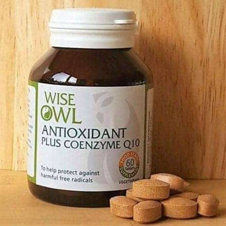Antioxidant Supplement with Coenzyme Q10
