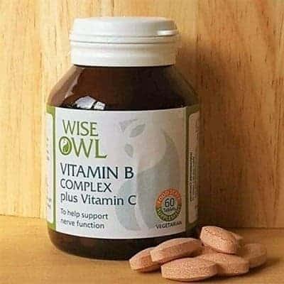 Vitamin B Complex Supplements