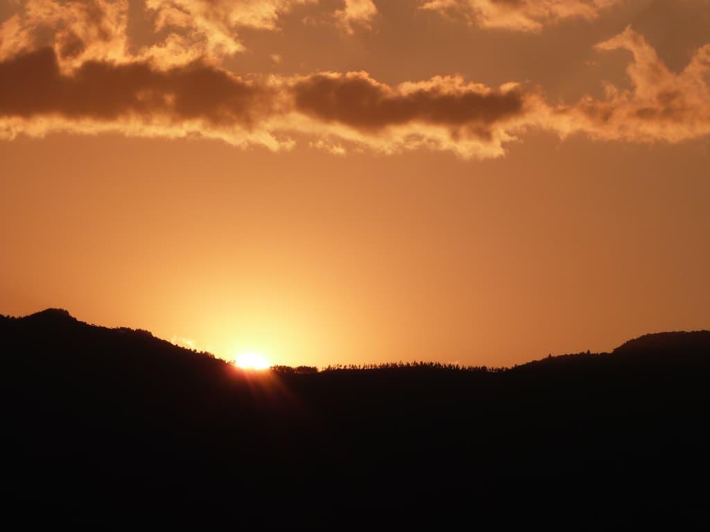 Sunrise - Vitamin D - the sunshine vitamin