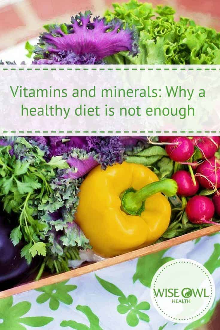 Multivitamins and Minerals | Did you know that a good diet is not enough to obtain all the multivitamins and minerals you need to keep you healthy? Soil depletion during the past century has led to insufficient vitamin and mineral levels in our soil, and therefore our food. A good food state multivitamin is easily absorbed by the body, ensuring that your nutritional needs are met. #foodstate #diet #nutrition #wholefood #health