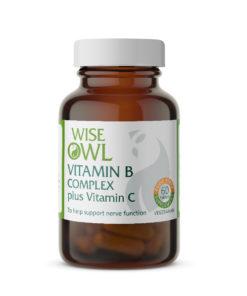 Vitamin B Complex Plus Vitamin C