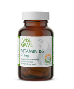 Vitamin B6 20mg